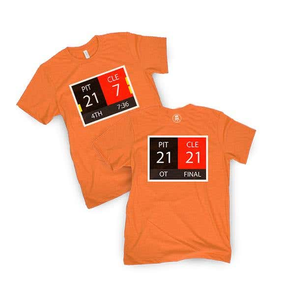 bebc3318b9 Here Are Our Best Football Shirts From Week 1 - Barstool Sports