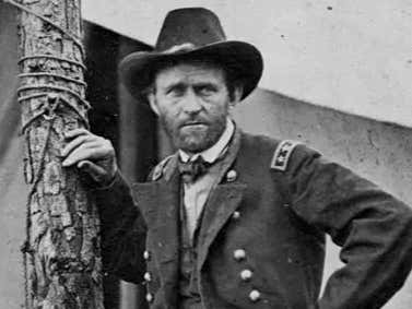 Donnie Does History: Ulysses S. Grant, From Broke 2 Hero 2 Broke Again