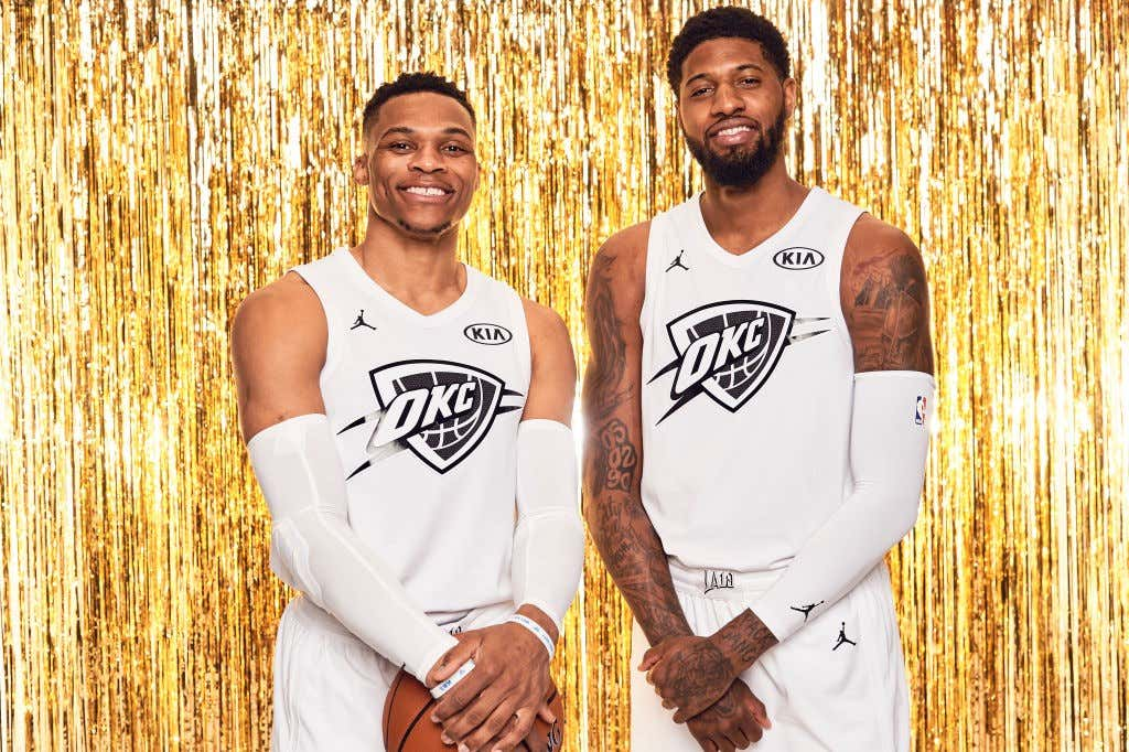 a24539b14 2018 NBA Season Preview Series  Oklahoma City Thunder - Barstool Sports