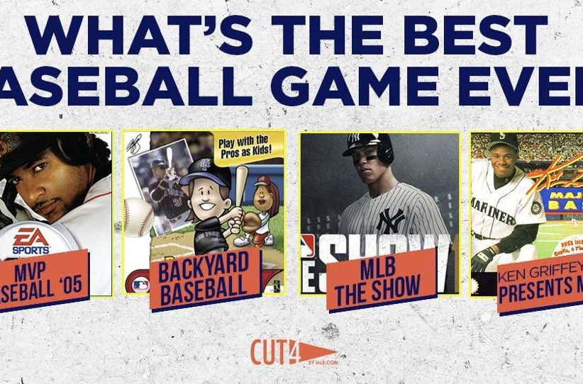 What Was The Best Baseball Video Game Of All Time? The