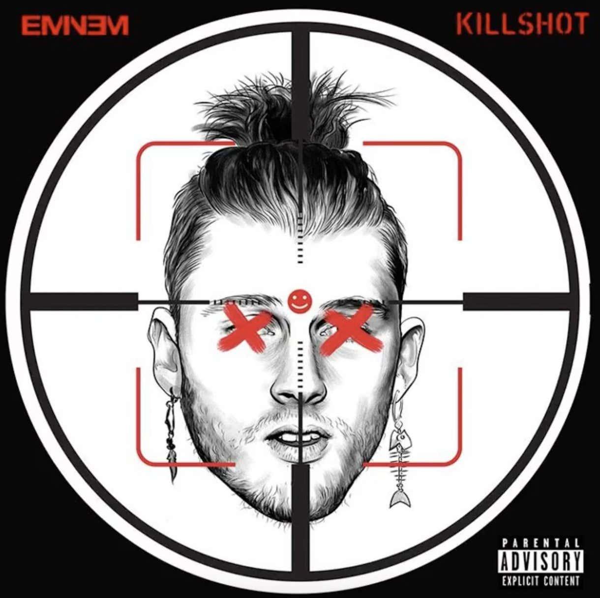 Eminem Responds To Machine Gun Kelly With Killshot Diss Barstool