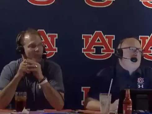 Auburn Fan Asks Guz Malzahn If He'll Have An Interpreter With Him Saturday To Understand Coach O