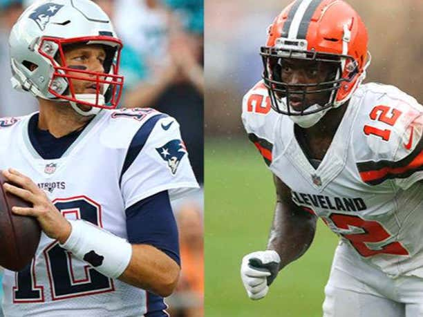 985f9413d Brady Sounds a Little Skeptical About the Josh Gordon Trade - Barstool  Sports