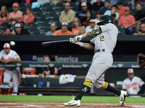Which Number Will Be Higher At The End Of The Season? Khris Davis Home Runs Or Baltimore Orioles Wins?
