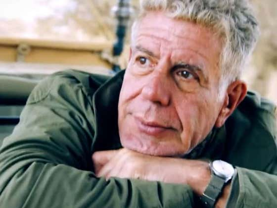The Trailer For The Final Season Of Anthony Bourdain's 'Parts Unknown' Is Out