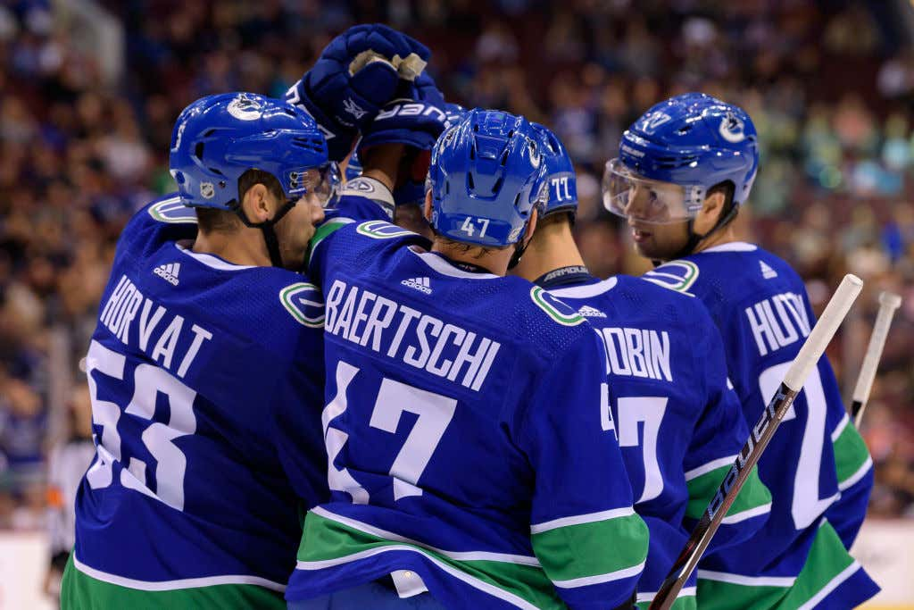 The Vancouver Canucks Are Thinking About Banning Video Games On The