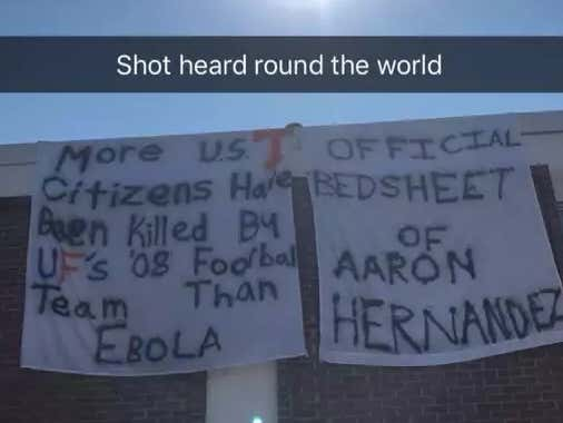 Tennessee Students Are Bringing The HOT Fire With Anti-Florida Signs Leading Up To Saturday's Rivalry Game