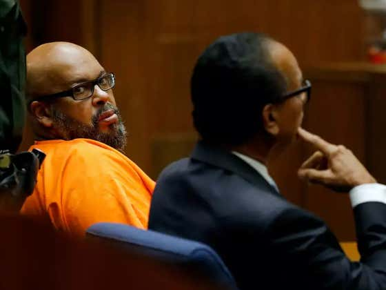 Prison Just Got A Whole Lot Scarier Now That Suge Knight Will Be In There For 28 Years After Pleading No Contest To Manslaughter