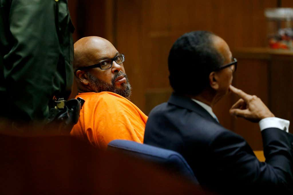 """Marion """"Suge"""" Knight Pleads No Contest To Voluntary Manslaughter"""