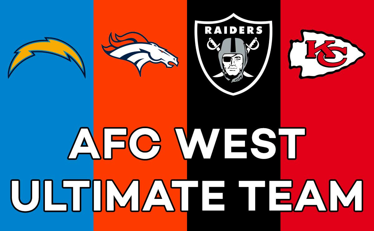 Vote For The AFC West Ultimate Teams: RB - Barstool Sports