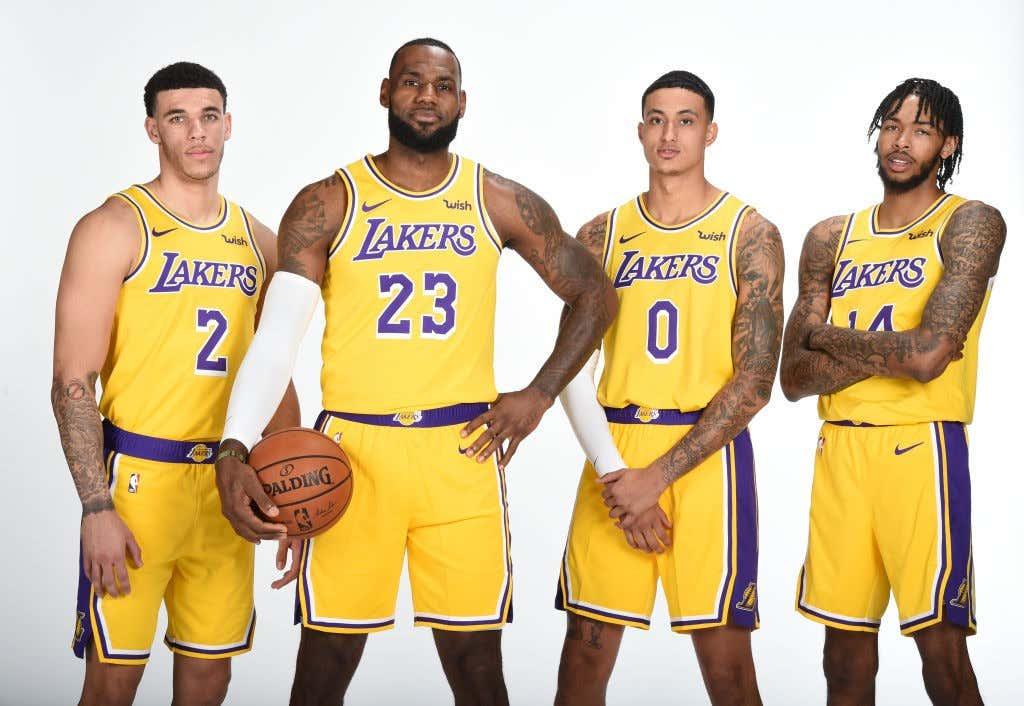 4f8853ac26e6 2018 NBA Season Preview Series  Los Angeles Lakers - Barstool Sports