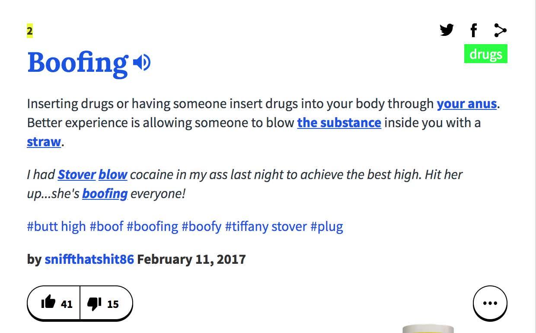 Farting under analsex