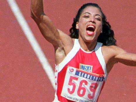 On This Date in Sports September 29, 1988 Away goes Flo-Jo