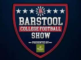 Tomorrow At 10 AM - The Barstool College Football Show Presented By Panera: Week 5