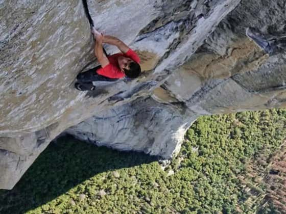 Barstool Nate's Third Annual Documentary Of The Year Award Goes To: FREE SOLO