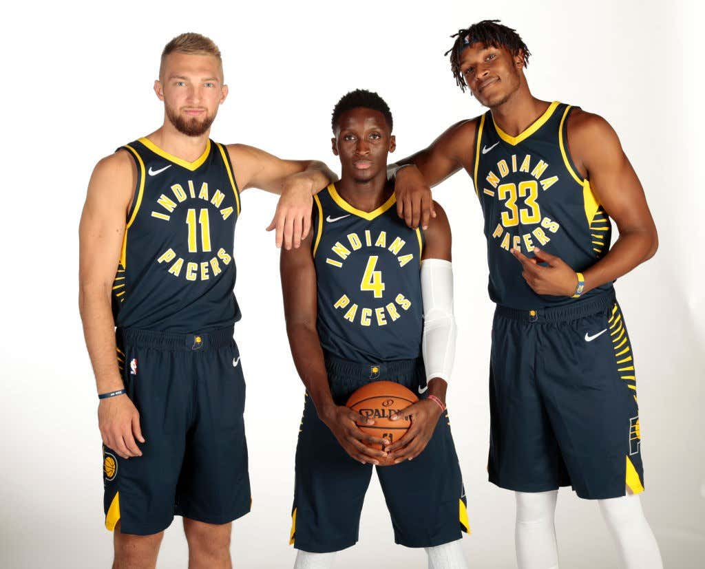online retailer 8d50d a8fc7 2018 NBA Season Preview Series: Indiana Pacers - Barstool Sports