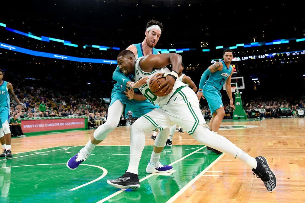 5fb6c05bf068 The Celtics Won A Game!! - Barstool Sports