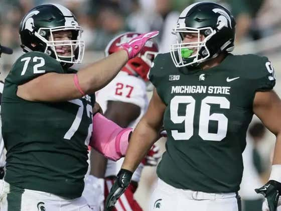 Michigan State's Panasiuk Brothers Talk Polish On The Field As Secret Weapon