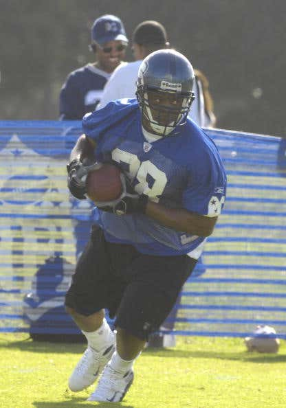 Pro Bowl - NFC Practice - February 8, 2007