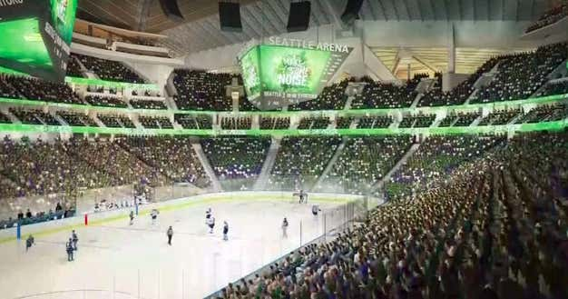 c7c76987d9a NHL Makes It Pretty Official  A Team Is Coming To Seattle by 2022 At ...