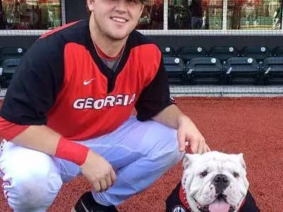 Georgia Baseball Player Under Investigation For Yelling Racially Charged Statement In Support Of QB Justin Fields