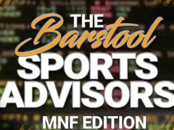 Barstool Sports Advisors Monday Night Recap