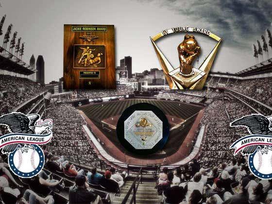 American League Award Winners