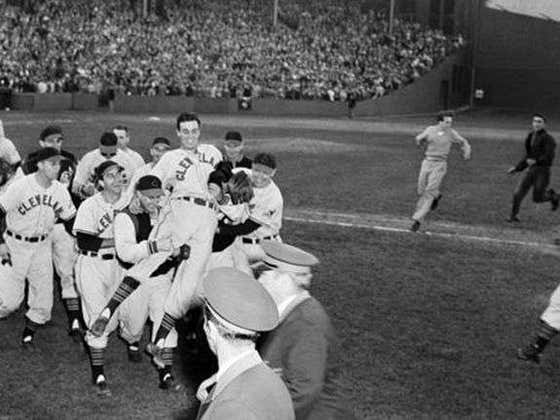 On This Date in Sports October 4, 1948: Bearden & Boudreau Prevent Beantown Series