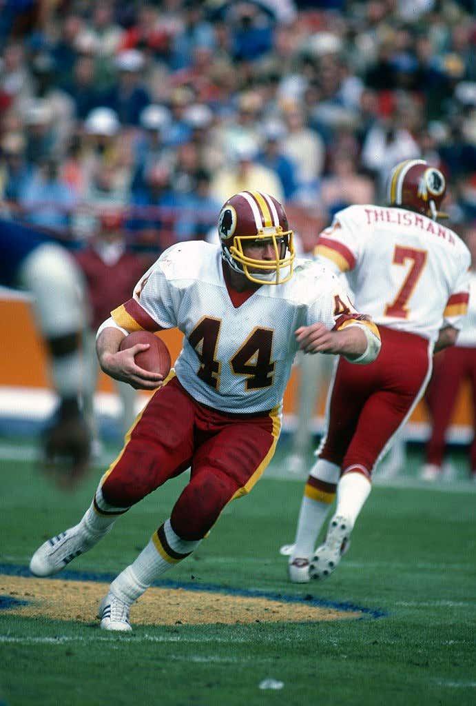 Super Bowl XVII - Washington Redskins v Miami Dolphins