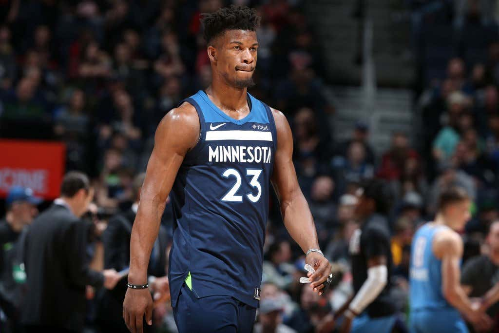 Which Of These Potential Jimmy Butler Deals Should The Timberwolves
