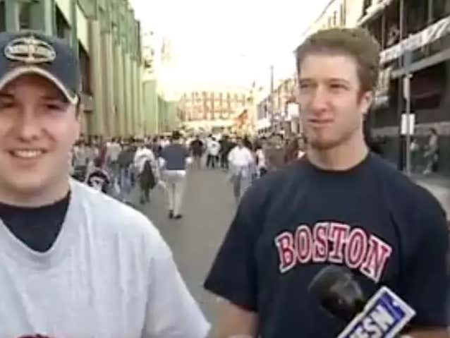 Dave Portnoy Wasnt Taking Any Shit Outside Of The 1999 Yankees