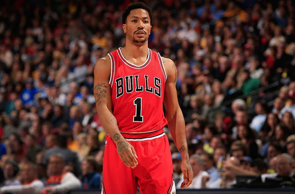 1cb23981a5f Thursday Afternoon NBA Time Waster  Top 30 Derrick Rose Plays ...
