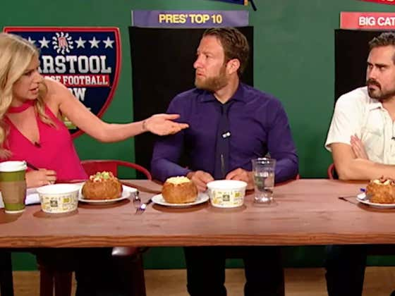 Reminder: The Barstool College Football Show Presented by Panera Is Back Tomorrow