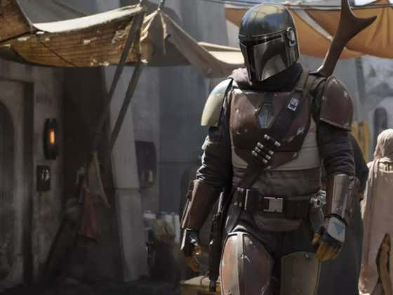 We've Got The First Image And Synopsis For John Favreau's Live-Action Star Wars Show And It's All Awesome