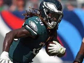 03672dd020c ... Shit: Eagles RB Jay Ajayi Is Placed On Injured Reserve With A Torn