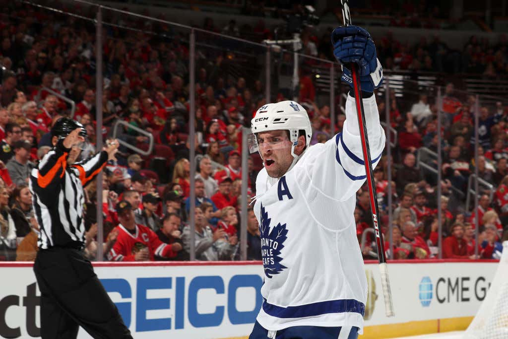706bb076899 John Tavares And Auston Matthews Have Had A Point In 12 Out Of The Maple  Leafs  13 Goals So Far This Season. Is That Good