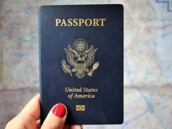 The List Of The World's Most Powerful Passports Came Out, And America Is Tied For FIFTH With Like 100 Bullshit Countries
