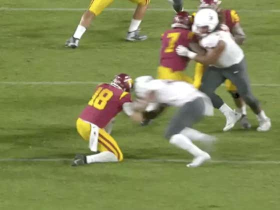 The Pac-12 And Their Football Refs Are BROKEN