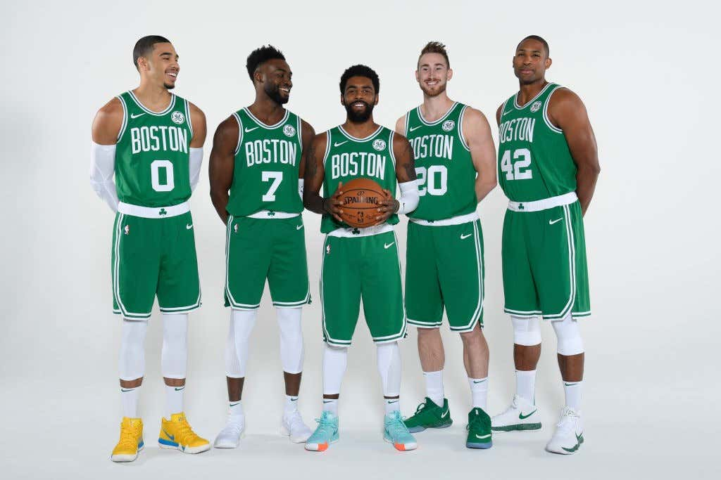 2018-19 Boston Celtics Media Day