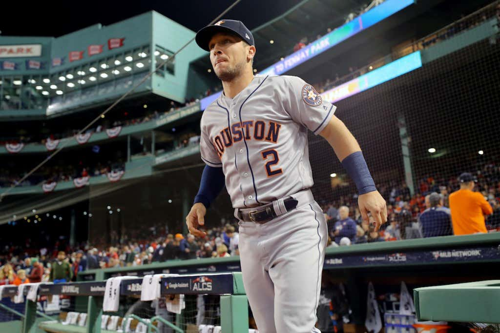 American League Championship Series Game 2  Houston Astros v. Boston Red Sox 37d17fcd6b