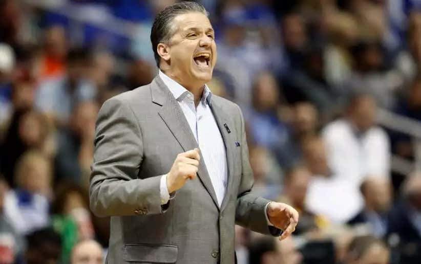 John Calipari Continues To Throw Out Wild Solutions On How To Change College Basketball