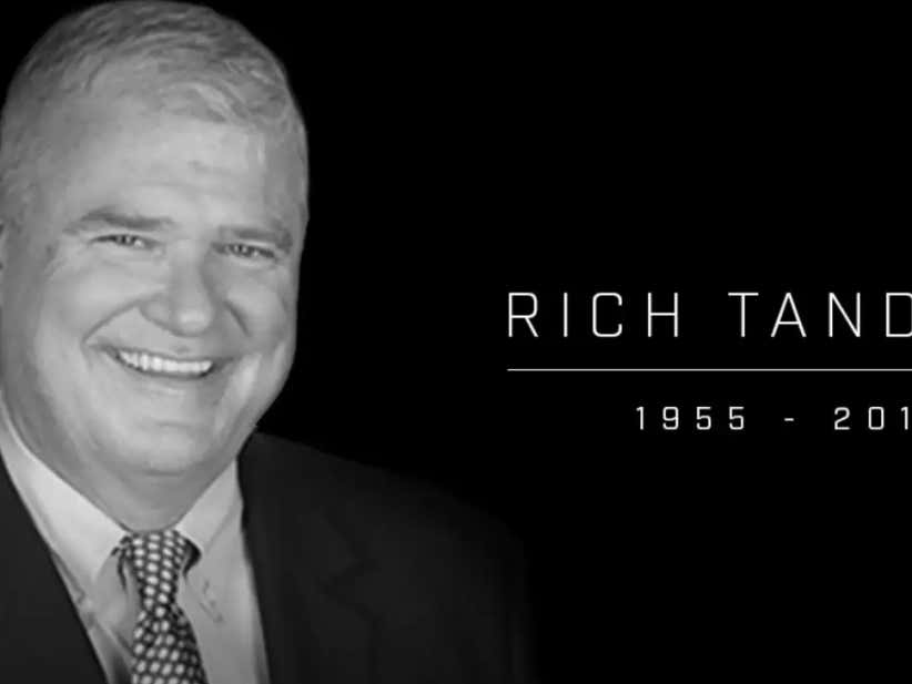 The Loss Of Rich Tandler Is Devastating News, RIP