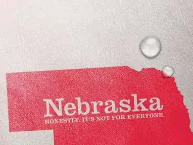 "Nebraska's Latest Tourism Pitch: ""Honestly, It's Not For Everyone"""