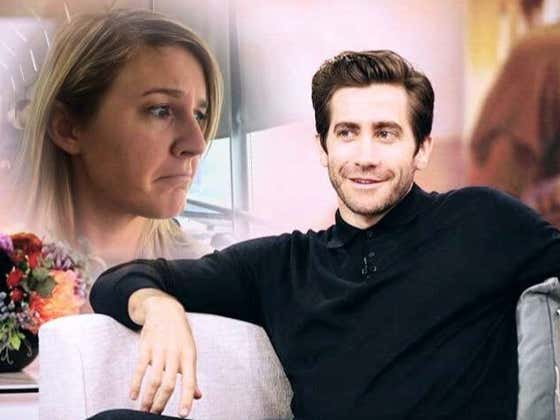 Bad & Shocking News: I Did Not Have Sexual Relations With Jake Gyllenhaal Last Night
