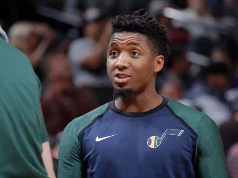 e87be88ffbb When It s All Said And Done Donovan Mitchell Is Going To Be Up There With  Stockton