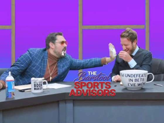 Barstool Sports Advisors Episode 7