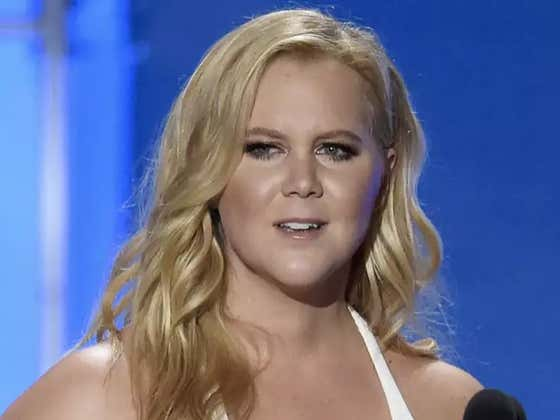 Amy Schumer Is The Bravest Human Alive