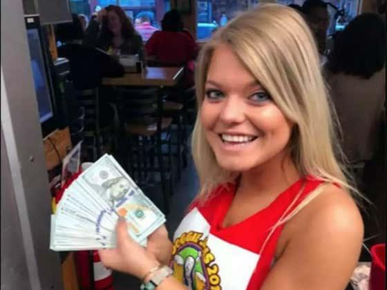 YouTube Superstar Left A Smoke Waitress A $10,000 Cash Tip