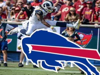 The Most Ridiculous Stat Of The NFL Season Is That Todd Gurley Has Scored More Points Than The Buffalo Bills