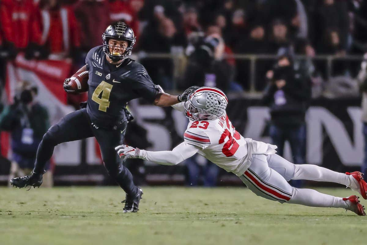 Hand Up, I Was Wrong About THE Ohio State Buckeyes